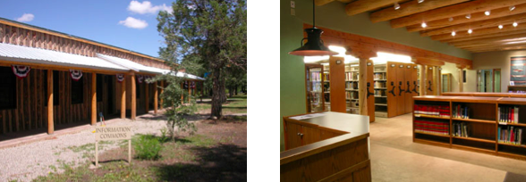 SMU Information Commons, SMU-IN-TAOS, Taos, New Mexico, $1.4M, 2004