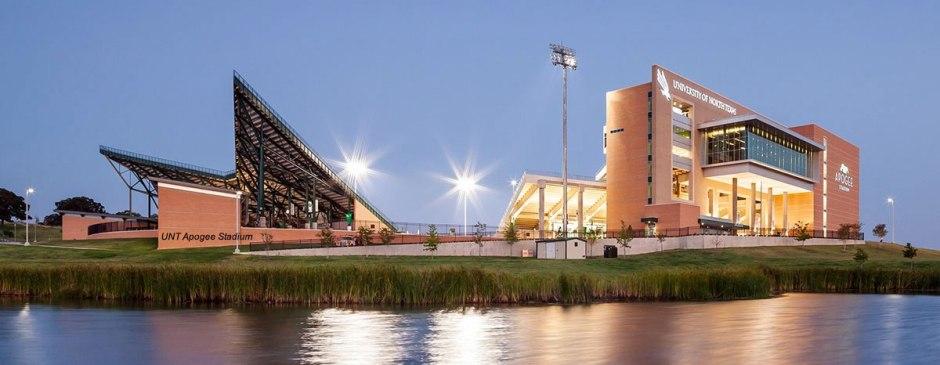 UNT Apogee Stadium